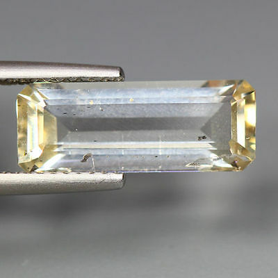 3.38 Cts_Simmering Ultra Rare Gemmy Collection_100 % Natural Scapolite_Brazil