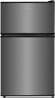 NEW Esatto EBF91S 91L 2 Door Bar Fridge