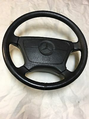 Mercedes Steering Wheel with Airbag W124 And Mercedes 190