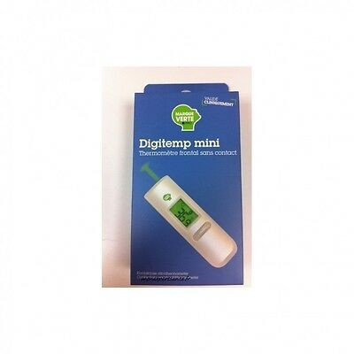 Marque Verte digifront compact - thermomètre frontal