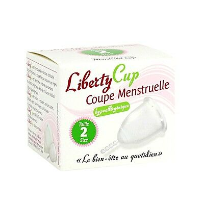 Liberty Cup Coupe Menstruelle Taille 2