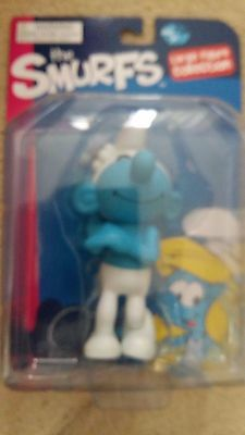 The Smurfs - Large Figure Collection - Vanity Smurf