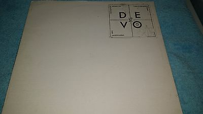 "DEVO: Satisfaction / SLOPPY  / STIFF RECORDS 12"" VINYL BOY 1"