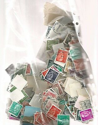 Bag Of Spain Stamps