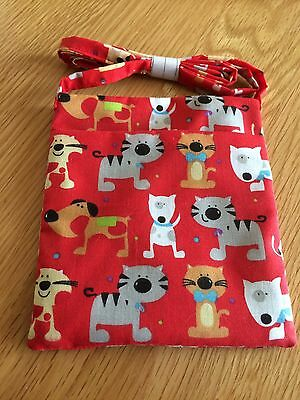 Dog Show Treat Cross Over The Shoulder Bag For Dog Shows Or Training