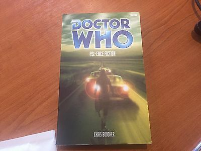 Doctor Dr Who Bbc Missing Adventure Paperback - Psi-Ence Fiction