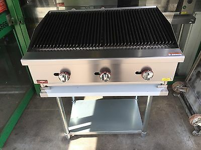 Peri Peri Chicken Steak Bbq Kebab Flame Char Grill Catering Commercial