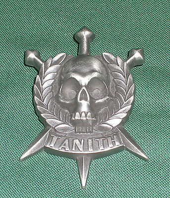 Warhammer 40K Limited Edition GW Imperial Guard Tanith Badge 2013