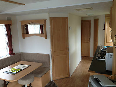 2 bed Static Caravan For Sale for off site only - 2006 model
