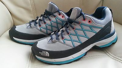 The north face shoes gray UK6.5