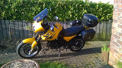 Triumph Tiger with extras