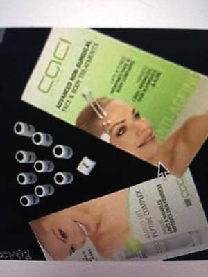 Caci Microdermabrasion Size Fine Tips - Brand New February 2017 Stock