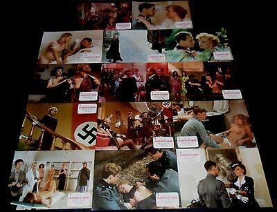 1977 Nazi Love Camp 27 ORIGINAL SPAIN 77' LOBBY CARD SET Nazisploitation NASTY
