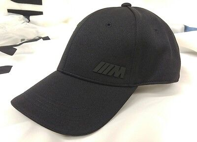 BMW M PERFORMANCE Cap Black 80162410914 -  30.99  4596cf5bceec