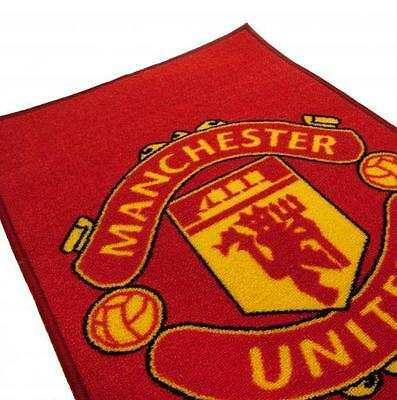 Manchester United FC Official Rug