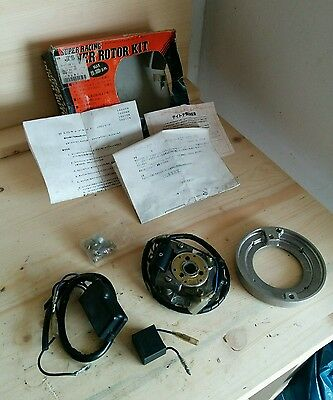 Accensione a rotore interno DAYTONA SUPER RACING INNER ROTOR KIT. Pit bike.2t-4t
