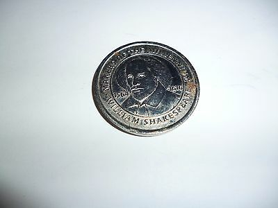 Makers Of The Millennium Coin - William Shakespeare