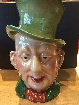 BESWICK CHARACTER  JUG MR MICAWBER 310 9 Inches Tall