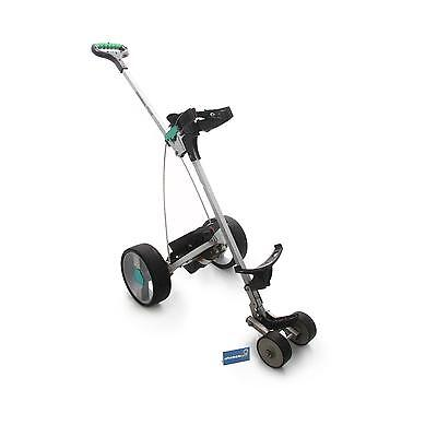 HillBilly Compaq Plus Second Hand Electric Golf Trolley