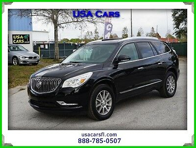 2016 Buick Enclave Leather 2016 Buick Enclave AWD  Leather w/ heat  Pano Roof
