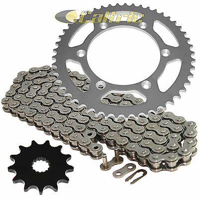 Drive Chain & Sprockets Kit Fits YAMAHA YZ125 2002 2003 2004