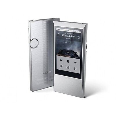 Astell&Kern AK JR Junior Hi Res Audio Player MQS 64GB SILVER EX-DEMO