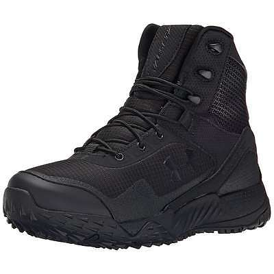 Womens Under Armour Valsetz RTS Tactical Black Boots 1250592 New Authentic