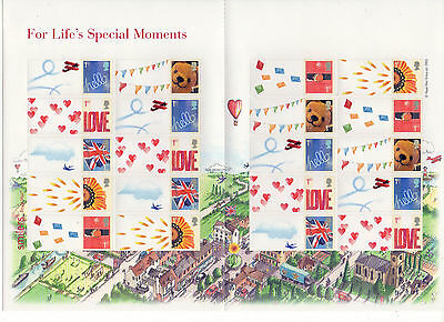 LS32 2006 Smilers For Life Special Moments (face value £12.80)