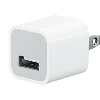 NEW Apple A1265 USB Power Wall Adapter Cube for iPod Touch 2nd 3rd 4th GEN OEM