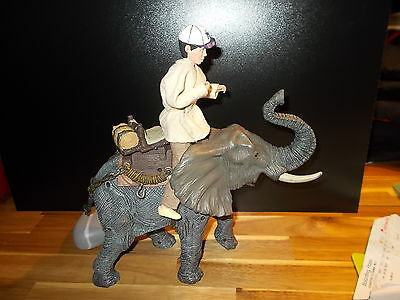 1/6 INDIANA JONES - SHORTY mit Elefant - Short Round Temple of doom-CUSTOM made