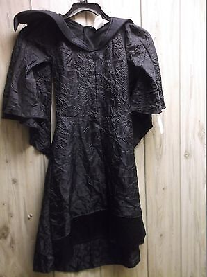NEW  Disney Maleficent Costume, Size Large 10-12  *FREE SHIPPING*