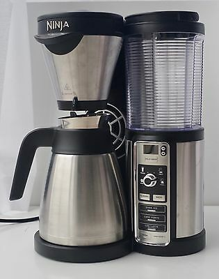 Ninja Steel Edition Coffee Machine with Auto-IQ Technology in Stainless Steel