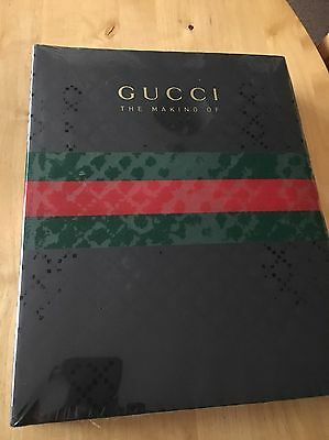 Gucci - The Making Of. Book