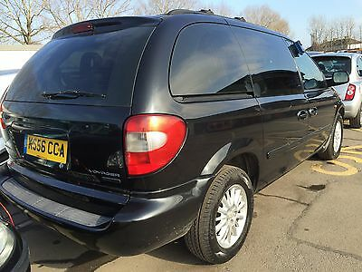56 Chrysler Voyager Lx Auto 1 F/owner, Alloys Leather,climate, 7 Seats Lovely