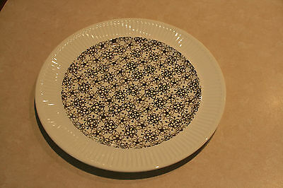 Casbah D.111 Ironstone dinner plate 26cms made in New Zealand