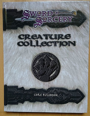 Creature Collection by Sword & Sorcery (d20, D&D 3e, Pathfinder, Scarred Lands)