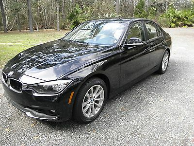2016 BMW 3-Series  2016 BMW 320I- 3 Series-Lease- Cash Incentive!