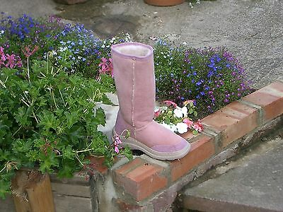 Dolly Boots - Sheepskin boots uk 7 & 7 1/2