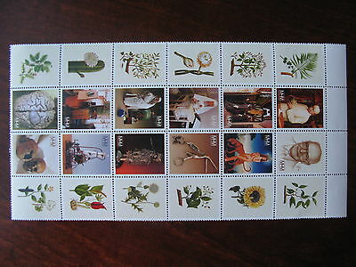 Latvia, Lettland, Riga, the P. Stradins Museum of the History of Medicine,stamps