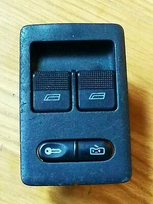 VW Polo 6n2 gti 1999-2001 Drivers Side window switch front right ** Tested **