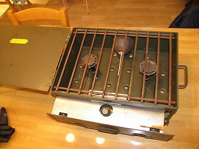 Military Army Field Cooker Portable No3 Camping Petrol