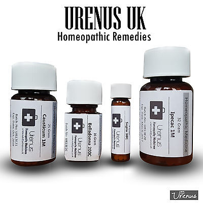 32 Gram Homeopathy Medicines/ Homeopathic Remedy in 6C- URENUS UK