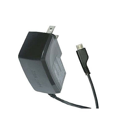 New Samsung MicroUSB Home AC Wall Travel Charger for Galaxy S Epic 4G Genuine