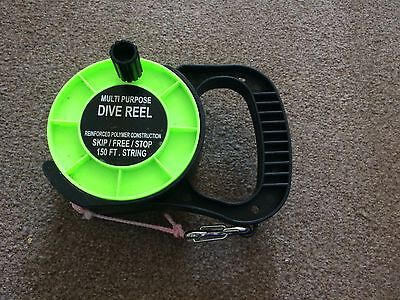 Dive Reel 45m (150ft)