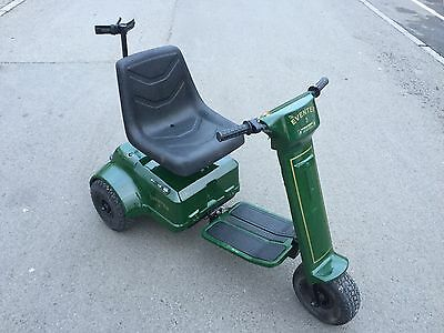 Trio, Eventer 3 Golf Buggy by Patterson Products