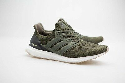 sneakers for cheap a1012 5ad07 S80637 ADIDAS MEN Ultra Boost 3.0 Night Cargo