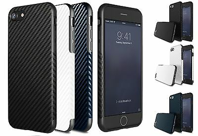 Luxury Carbon Fiber Soft TPU Silicone Thin Case Cover for Apple iPhone 6s 7 Plus