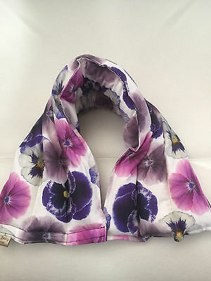 rice heat pad hotcold shoulder neck wrap pack LONG  THERAPY FLOWERS