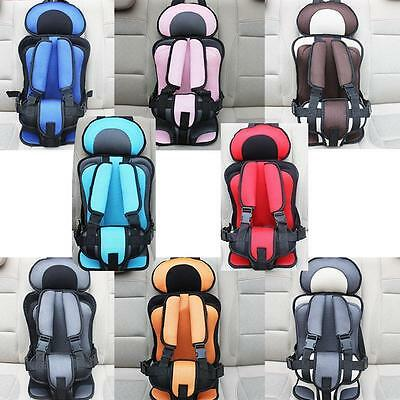 Safety Baby Child Car Seat Toddler Infant Convertible Booster Portable Chair  IO