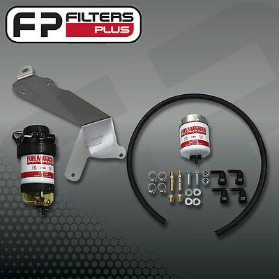 FM621DPK Fuel Manager Kit - Ford Ranger 3.2L PX 2011 Onward -Protects Injectors